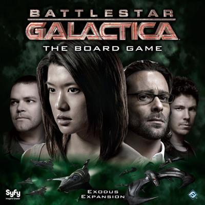 Fantasy Flight Games Battlestar Galactica: Exodus