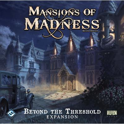 Fantasy Flight Games Arkham Horror: Mansions of Madness: Second Edition Beyond the Threshold