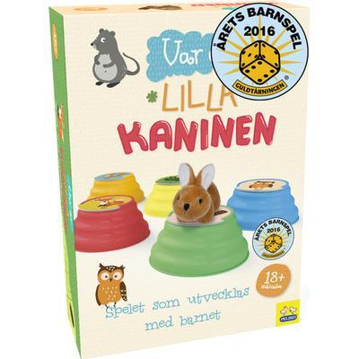 Peliko Var är Lilla Kaninen (Svenska)