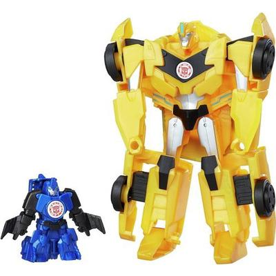 Hasbro Transformers RID Combiner Force Activator Combiners Bumblebee & Stuntwing C0654