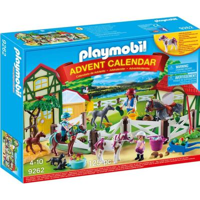 Playmobil Adventskalender Bondgård 9262