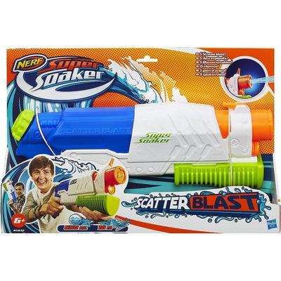 Nerf Super Soaker Scatter Blast