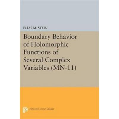 Boundary Behavior of Holomorphic Functions of Several Complex Variables (Pocket, 2015)