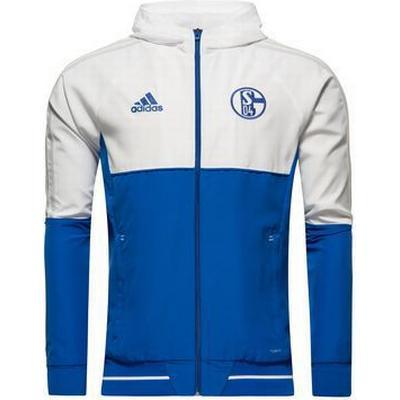 Adidas Schalke 04 Presentation Jacket