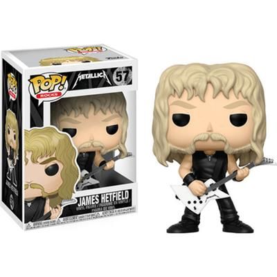 Funko Pop! Rocks Metallica James Hetfield