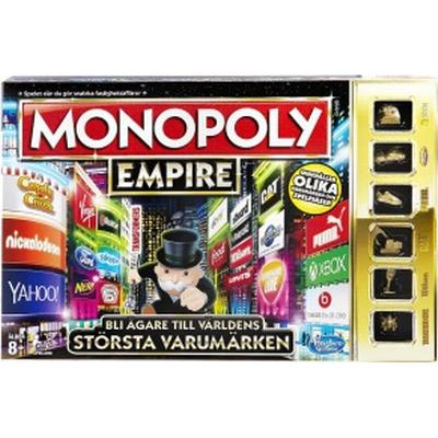 Hasbro Monopol: Empire (Svenska)