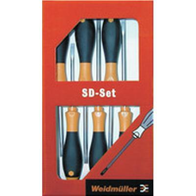 Weidmüller 9009740000 Set 6-delar