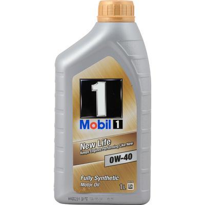 Mobil New Life 0W-40 Motorolie