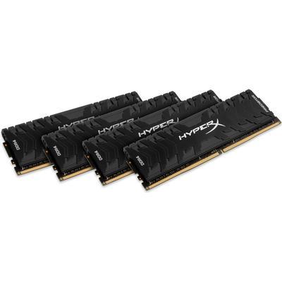 HyperX Predator DDR4 2400MHz 4x8GB (HX424C12PB3K4/32)