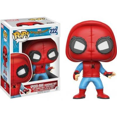 Funko Pop! Marvel Spider-Man Homecoming Spider-Man Homemade Suit