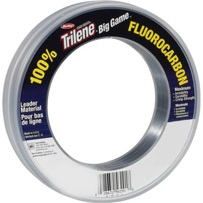 Berkley Big Game Fluorocarbon Leader 0.91mm 68m
