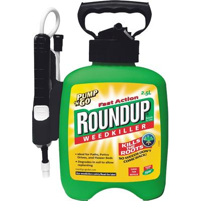 ROUNDUP Ogräsmed Quik Spray 2.5L