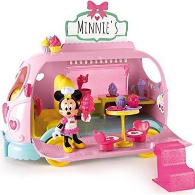 IMC TOYS Disney Junior Minnie Sweets & Candies Van