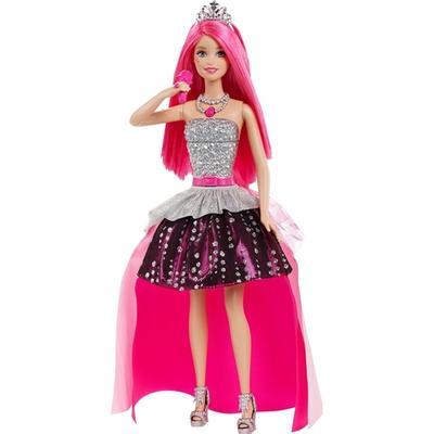 Mattel Barbie Rock 'N Royals Courtney Doll