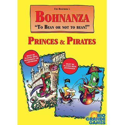Rio Grande Games Bohnanza Princes & Pirates (Engelska)