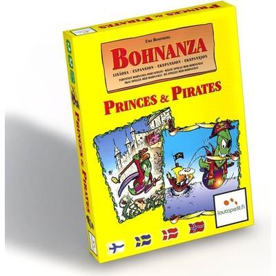 Lautapelit Bohnanza Princes & Pirates (Engelska)