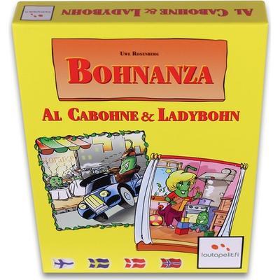 Lautapelit Bohnanza Al Cabohne & Ladybohn (Engelska)