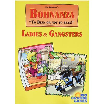 Rio Grande Games Bohnanza Ladies & Gangsters (Engelska)