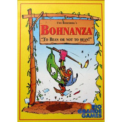 Rio Grande Games Bohnanza (Engelska)
