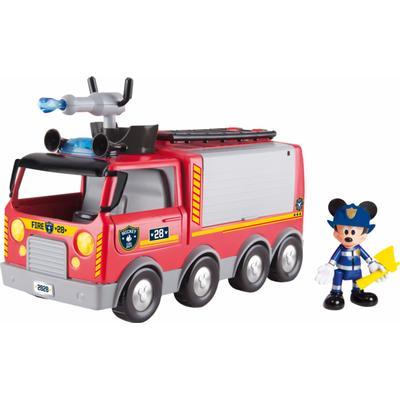 IMC TOYS Disney Junior Mickey & the Monster Racers Emergency Fire Truck