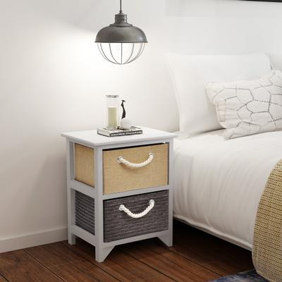 vidaXL 242888 Bedside Table Sängbord