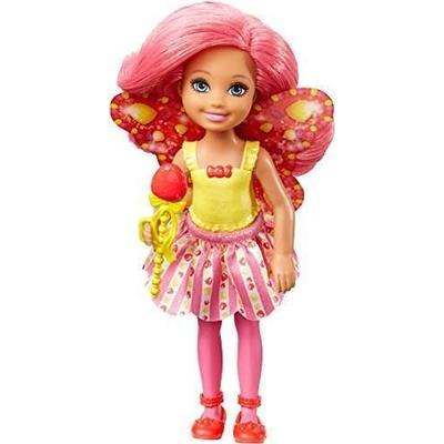 Mattel Barbie Dreamtopia Small Fairy Gumdrop Theme Doll