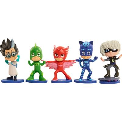 Flair PJ Masks Collectible Figure Set 5 Pack