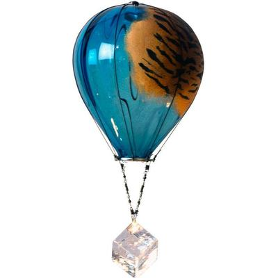 Kosta Boda Balloon Tiger Limited Edition 52cm Skulptur