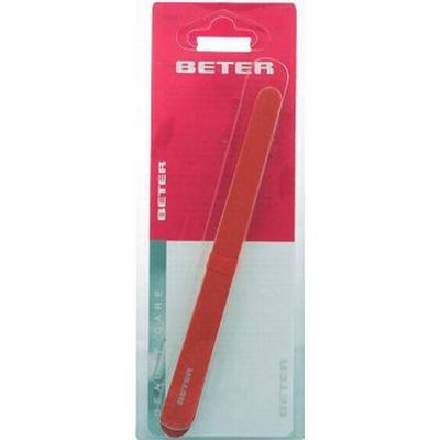 Beter Corundum Nail File 16cm 4-pack