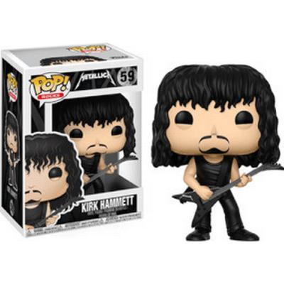 Funko Pop! Rocks Metallica Kirk Hammett