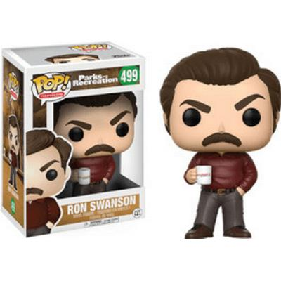 Funko Pop! Television Parks & Recreation Ron Swanson