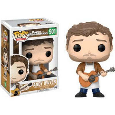 Funko Pop! Television Parks & Recreation Andy Dwyer