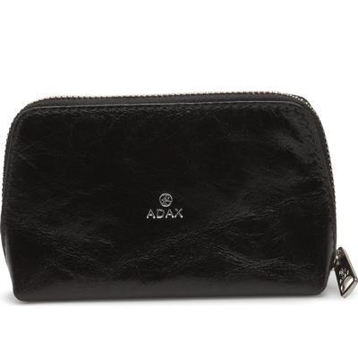 Adax Abelone Salerno Wallet - Black (462269)