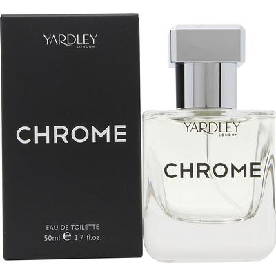 Yardley Yardley Chrome EdT 50ml