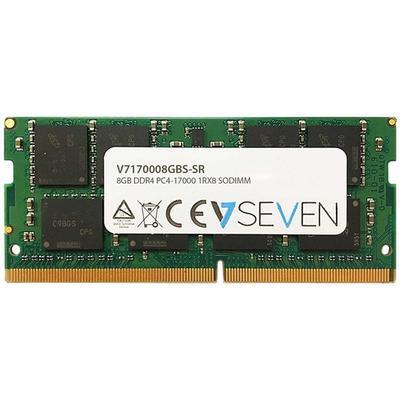 V7 DDR4 2133MHz 8GB (V7170008GBS-SR)