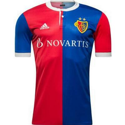 Adidas Basel FC Home Jersey 17/18