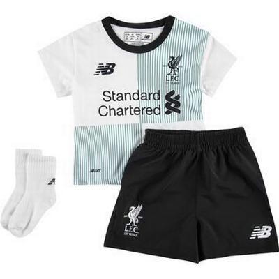 New Balance Liverpool FC Away Jersey Kit 17/18 Infants