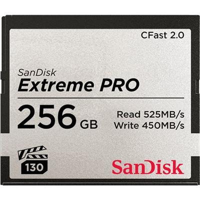 SanDisk Extreme Pro CFast 2.0 525MB/s 256GB
