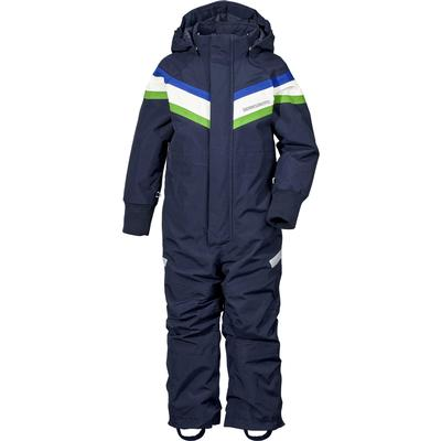 Didriksons Romme Kid's Coverall - Navy (172501453039)