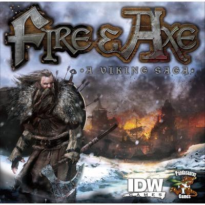 Fire & Axe A Viking Saga (Engelska)