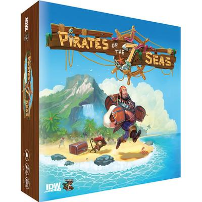 Pirates of the 7 Seas (Engelska)