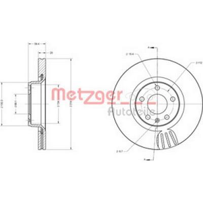 Metzger 6110335