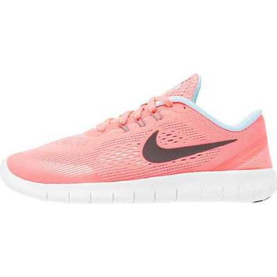 Nike Free RN (GS) - Orange/White