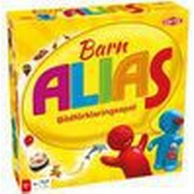 Tactic Barn Alias (Svenska)