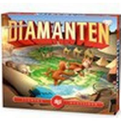 Alga Den Försvunna Diamanten (Svenska)