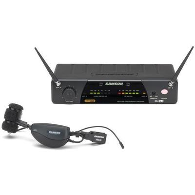 Samson AirLine 77 Wind Instrument Wireless System Upptagningsförmåga Cardioid Tillbehör Adapter