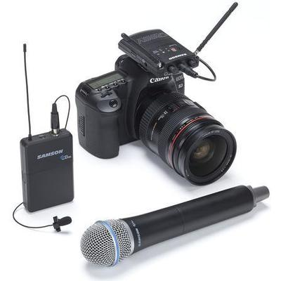 Samson Concert 88 Camera Combo