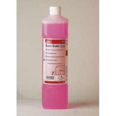 Taski Sani Calc W3b Cleaning Agent 1L 6-pack