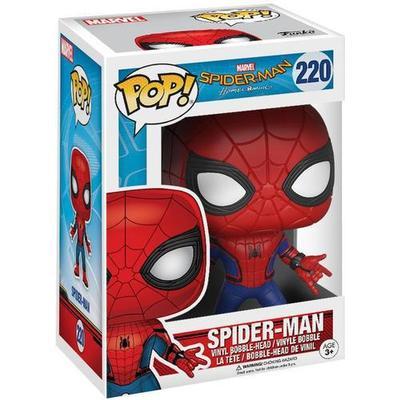 Funko Pop! Marvel Spider-Man Homecoming Spider-Man