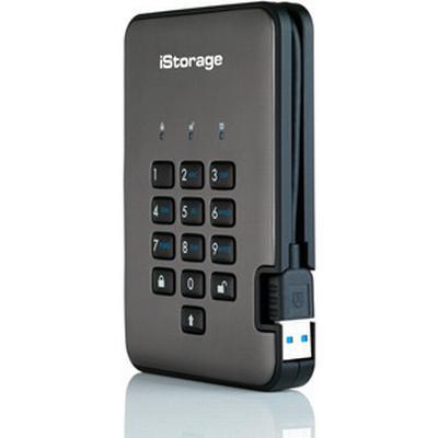 iStorage Diskashur Pro2 500GB USB 3.1
